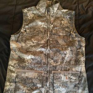 CARHARTT Women's El Paso Camo Utility Vest